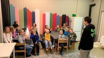 En 4H-klubb har årsmøte, foto: Åreppen 4H