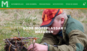 Naturmoteplass.no_screen shot av nettside