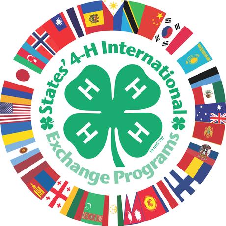 4H USA logo