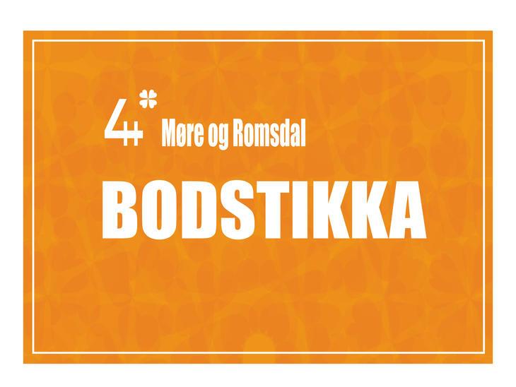 Bilde av logo Bodstikka
