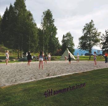 Volleyball speling