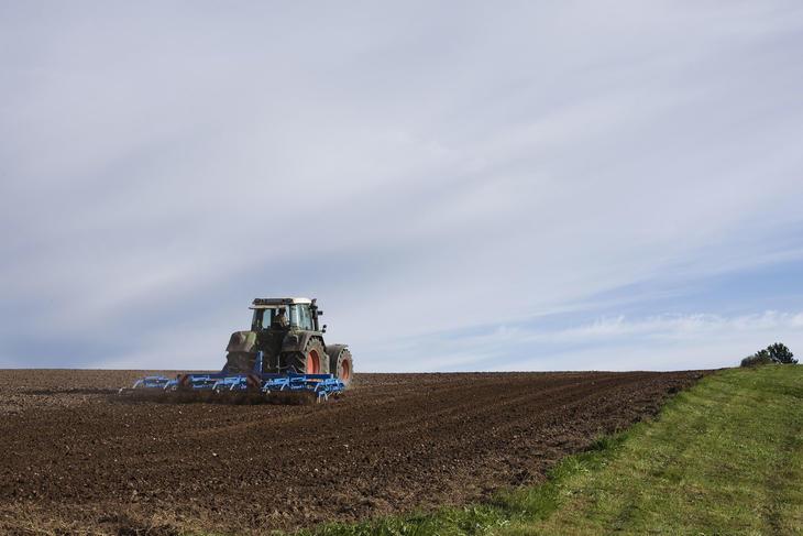Traktor som tromler, foto: andreas160578 from Pixabay