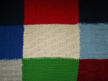 Lappeteppe i ulike farger