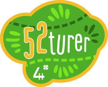 52 turer logo