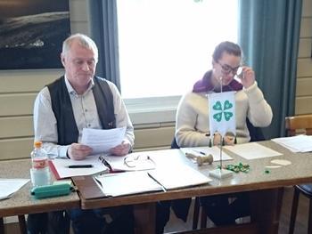 Flinke ordførere fra fjorårets fylkesårsmøte i Olderfjord