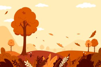 Illustrasjon høst