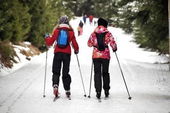 Skitur, foto: ivabalk fra Pixabay